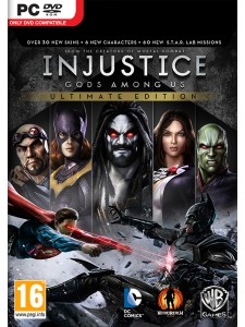 PC INJUSTICE GODS AMONG US GOTY