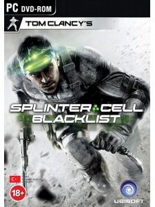 PC SPLINTER CELL BLACKLIST STD.