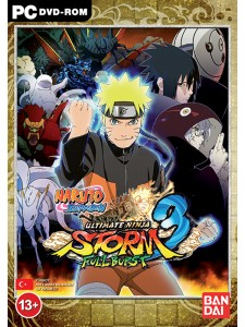 PC NARUTO ULTIMATE NINJA STORM 3 FULL BURST