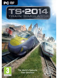 PC TRAIN SIMULATOR 2014