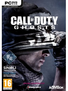 PC CALL OF DUTY GHOSTS D1 EDITION