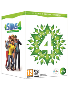PC THE SIMS 4 COLLECTORS EDITION