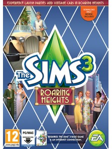 PC THE SIMS 3 ROARING HEIGHTS