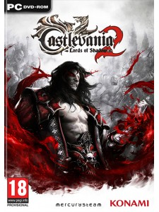 PC CASTLEVANIA LORDS OF SHADOW 2