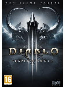 PC DIABLO 3: REAPER OF SOULS