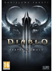 PC DIABLO 3: REAPER OF SOULS