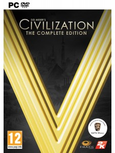PC CIVILIZATION V THE COMPLETE EDITION