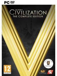 PC CIVILIZATION V THE COMPLETE EDITION