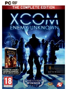 PC XCOM ENEMY UNKNOWN: THE COMPLETE EDITION