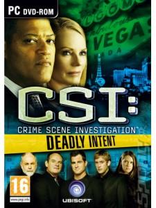 PC CSI DEADLY INTENT