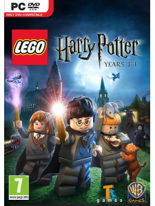 PC LEGO HARRY POTTER YEARS 1-4