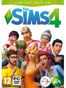PC THE SIMS 4 LIMITED EDITION