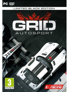 PC GRID AUTOSPORT BLACK EDITON