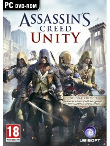 PC ASSASSINS CREED UNITY SPECIAL ED.