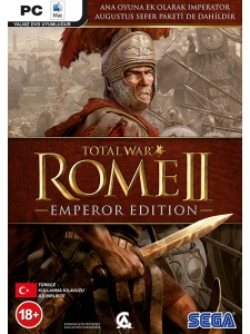 PC TOTAL WAR ROME 2 EMPEROR EDITION