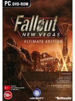 PC FALLOUT NEW VEGAS ULTIMATE EDITION