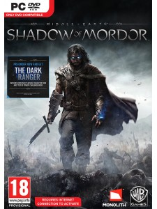 PC MIDDLE EARTH SHADOW OF MORDOR