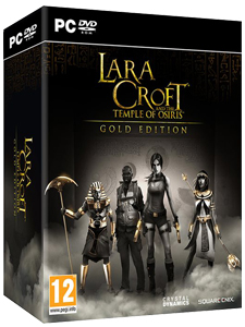 PC LARA CROFT AND TEMPLE OF OSIRIS GOLD