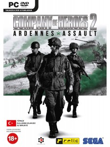 PC COMPANY OF HEROES 2 ARDENNES ASSAULT