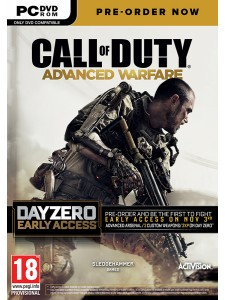 PC CALL OF DUTY ADVANCED WARFARE DAY ZERO