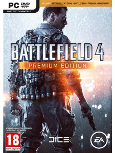 PC BATTLEFIELD 4 PREMIUM EDITION