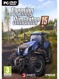 PC FARMING SIMULATOR 2015