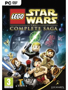 PC DISNEY LEGO STAR WARS THE COMPLETE SAGA