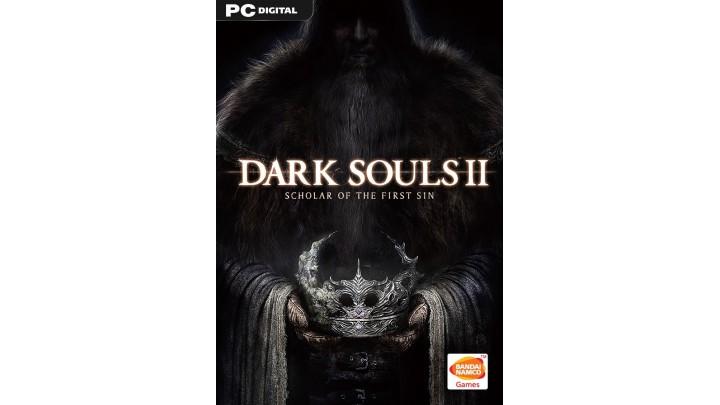PC DARK SOULS 2:SCHOLAR OF THE FIRST SIN