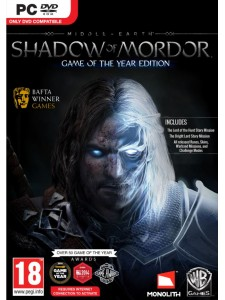 PC SHADOW OF MORDOR GOTY