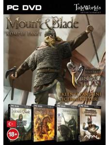 PC MOUNT & BLADE KOLEKSİYON PAKETİ