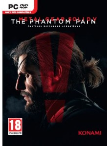 PC METAL GEAR SOLID V THE PHANTOM PAIN