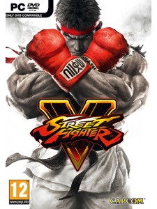 PC STREET FIGHTER V