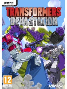 PC TRANSFORMERS DEVASTATION