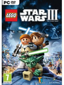 PC DISNEY LEGO STAR WARS III CLONE WARS