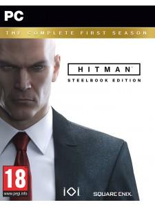 PC HITMAN COMPLETE SEASON STEELBOOK EDT.