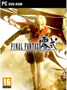 PC FINAL FANTASY TYPE-0