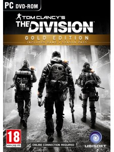 PC TOM CLANCY'S THE DIVISION GOLD