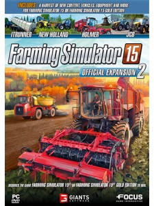 PC FARMING SIMULATOR 15 OFFICIAL EXP. 2