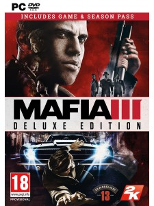 PC MAFIA III DELUXE EDT.