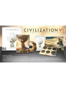 PC CIVILIZATION VI COLLECTOR EDT.