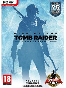 PC RISE OF THE TOMB RAIDER 20 YEAR ARTBOOK EDT.
