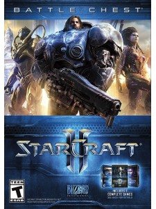 PC STARCRAFT 2 NEW BATTLECHEST