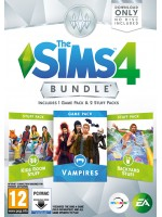 PC THE SIMS 4 BUNDLE PACK 7