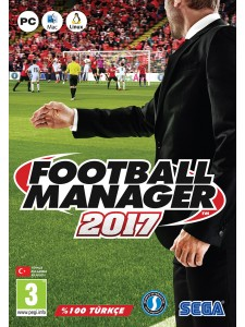 PC FOOTBALL MANAGER 2017