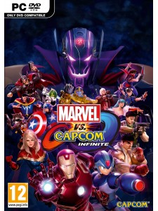 PC MARVEL VS CAPCOM: INFINITE