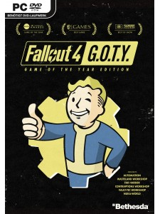 PC FALLOUT 4: GAME OF THE YEAR EDITION