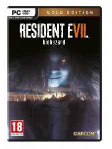 PC RESIDENT EVIL 7 GOLD EDT.