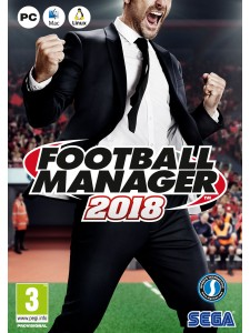 PC FOOTBALL MANAGER 2018