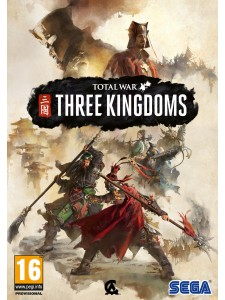 PC TOTAL WAR THREE KINGDOMS LIMITED EDT
