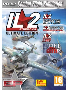 PC IL 2 STURMOVIK ULTIMATE EDITION